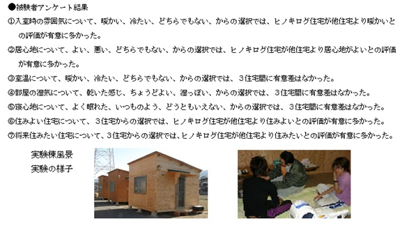 国産材無垢材多用住宅の活用・普及事業8