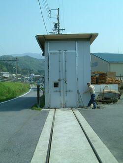 共和木材工業(株)乾燥機
